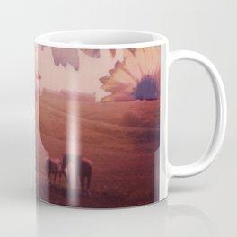Floral Daydreaming; gerberas Coffee Mug