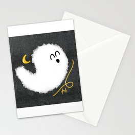 Happy Little Ghost III Stationery Cards