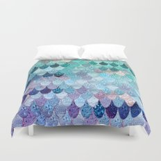 SUMMER MERMAID II Duvet Cover