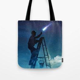Star Builder Tote Bag