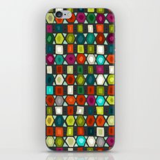 hex strip jet iPhone Skin