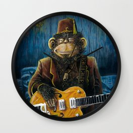 Dusty Wall Clock