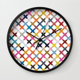 Don't Delete the Kisses Wall Clock