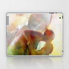 The kiss of the angel Laptop & iPad Skin