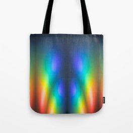 Colour burst Tote Bag