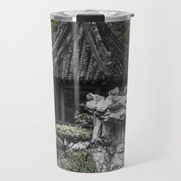 Colorless Shanghai1 Travel Mug