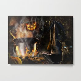 Halloween' spirit Metal Print