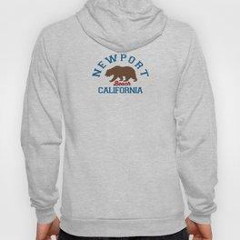 Newport Beach - California.  Hoody