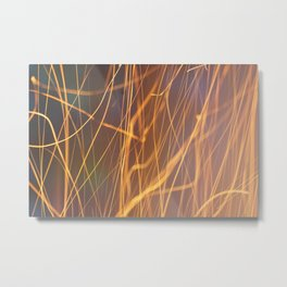 You're on Fire Metal Print