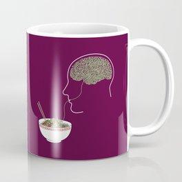 Noodle Brain Coffee Mug