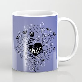Mended Broken Heart Coffee Mug