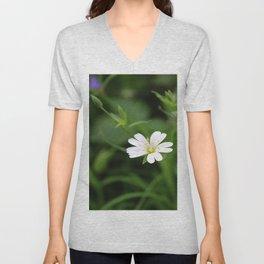 Delicate Beauty Unisex V-Neck