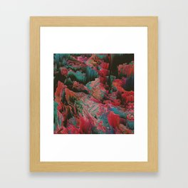 LŁBRĪ Framed Art Print