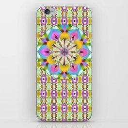 Lucky Lotus iPhone Skin