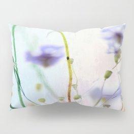 Poppys and Cornflowers Pillow Sham