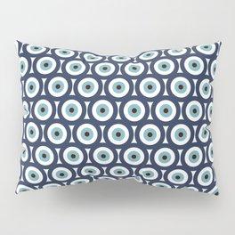 Evil eye pattern Pillow Sham