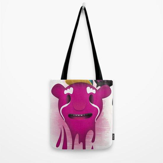 Word Up Tote Bag