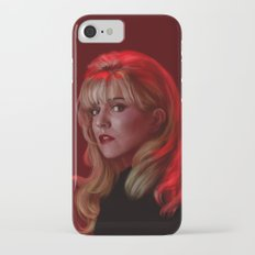 Laura Palmer from Twin Peaks iPhone 7 Slim Case