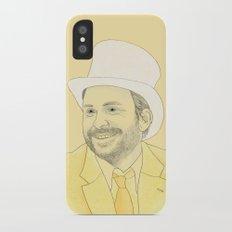 Day Man iPhone X Slim Case