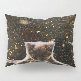 Kitten. In. Space. Pillow Sham