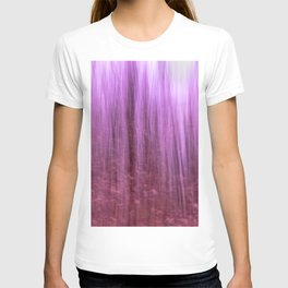 Ghostly forest T-shirt