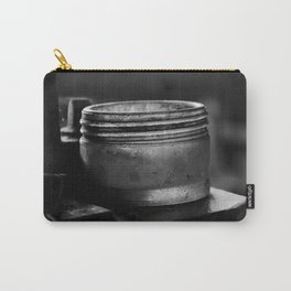 Glass jar mono Carry-All Pouch