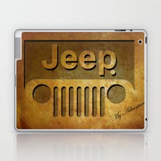 jeep Laptop & iPad Skin