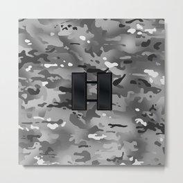 Captain  (Urban Camo) Metal Print