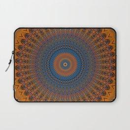 Western Inspired Mandala Design Laptop Sleeve
