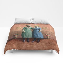 Dusty Rose Comforters