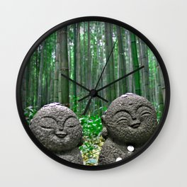 The Pairing of Love Wall Clock