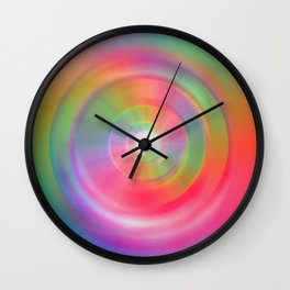Dazzle Me Wall Clock