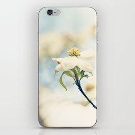 Love, the Dogwood iPhone Skin