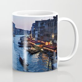 Venice at dusk - Il Gran Canale Coffee Mug