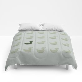 The Ugly Duckling Comforters