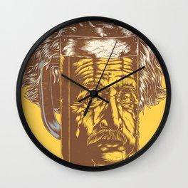 Ein Stein Wall Clock