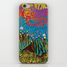 Mother Earth - nature landscape iPhone Skin