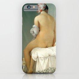 "Jean-Auguste-Dominique Ingres ""The Valpinçon Bather"" iPhone Case"