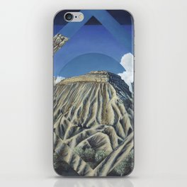 Mount Garfield Polyscape iPhone Skin