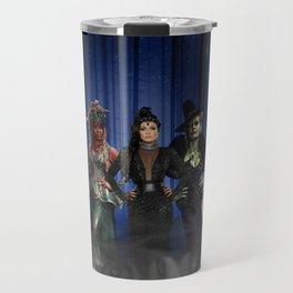 Queens of Darkness - 5 Queens Travel Mug