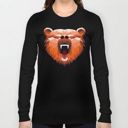 Bear Head Trophy Long Sleeve T-shirt