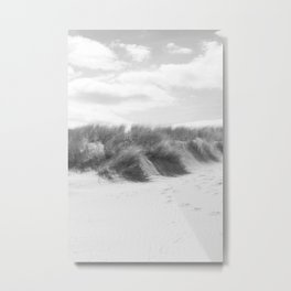 Beach 3 Lewis and Harris 2 Metal Print
