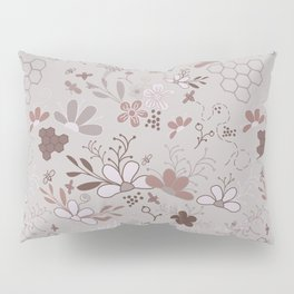 In The Garden Pillow Sham