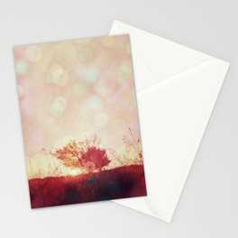 Golden Sunset Nature Photography Stationery Cards