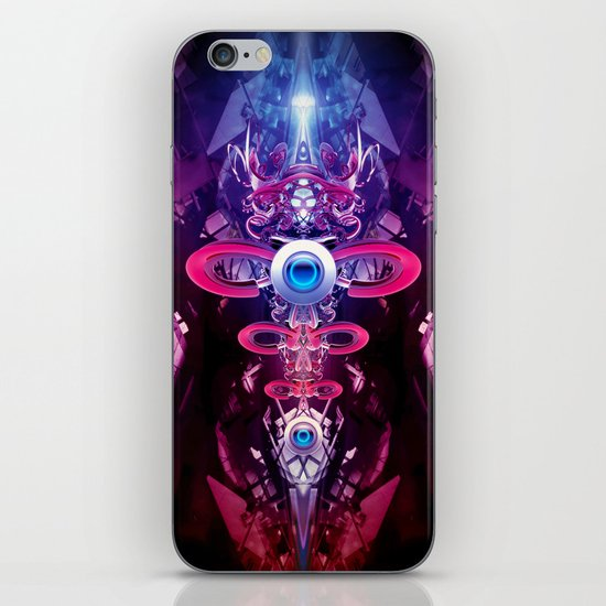 Seer iPhone & iPod Skin