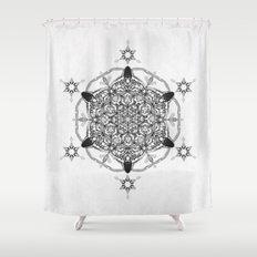 Tálamo I Shower Curtain