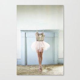 Dance Away  Canvas Print
