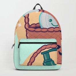 Lotion Basket Backpack