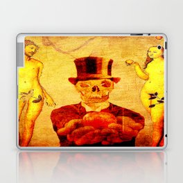 Marcel and the original sin Laptop & iPad Skin