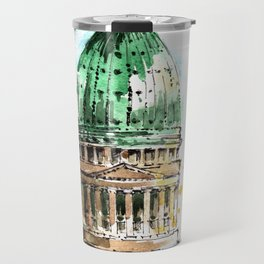 Architecture Argentine Travel Mug